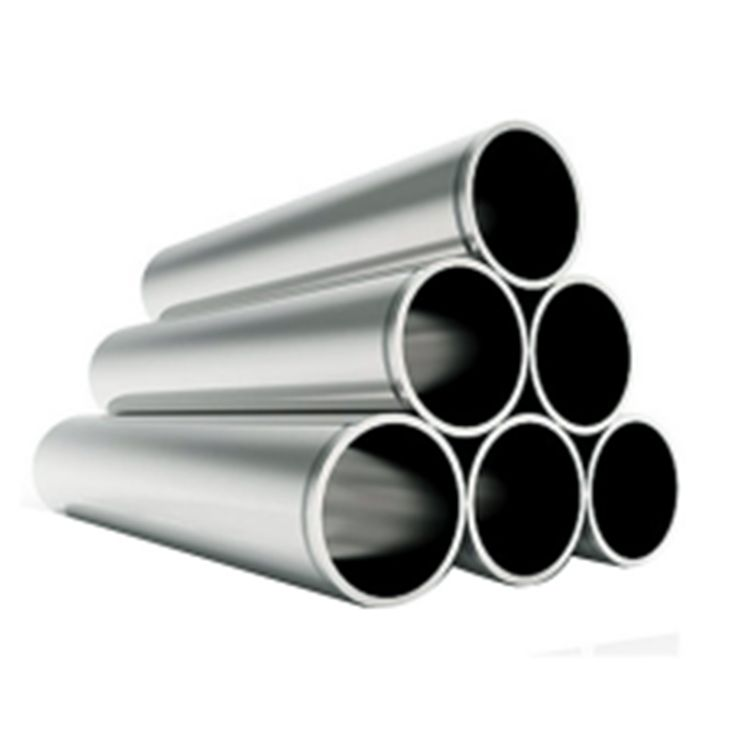 Hot extruded steel tube