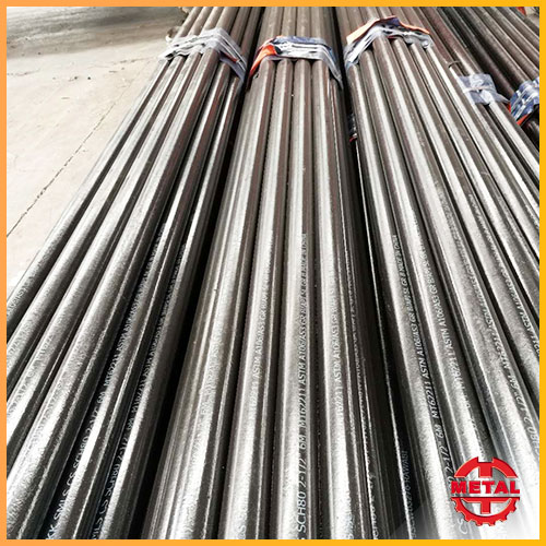 Painted Seamless Steel Pipe